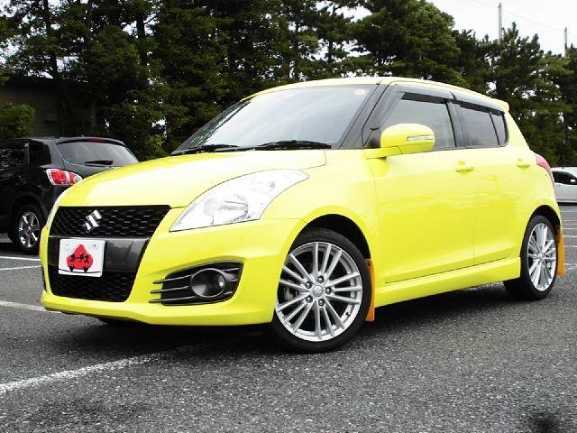 Used 2013 MT Suzuki Swift CBA-ZC32S