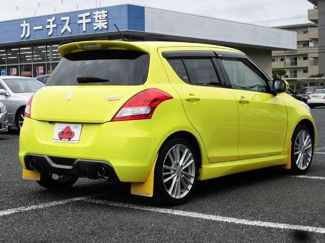 Used 2013 MT Suzuki Swift CBA-ZC32S Image[2]