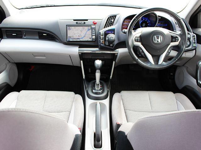 Used 2010 AT Honda CR-Z DAA-ZF1 Image[1]