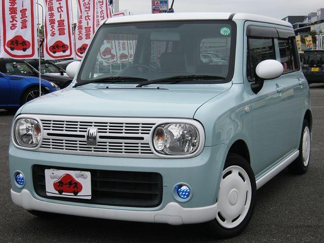 Used 2011 CVT Suzuki ALTO Lapin DBA-HE22S