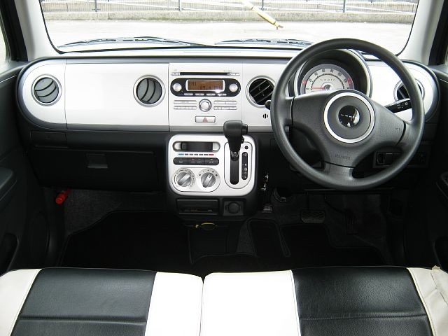 Used 2011 CVT Suzuki ALTO Lapin DBA-HE22S Image[1]
