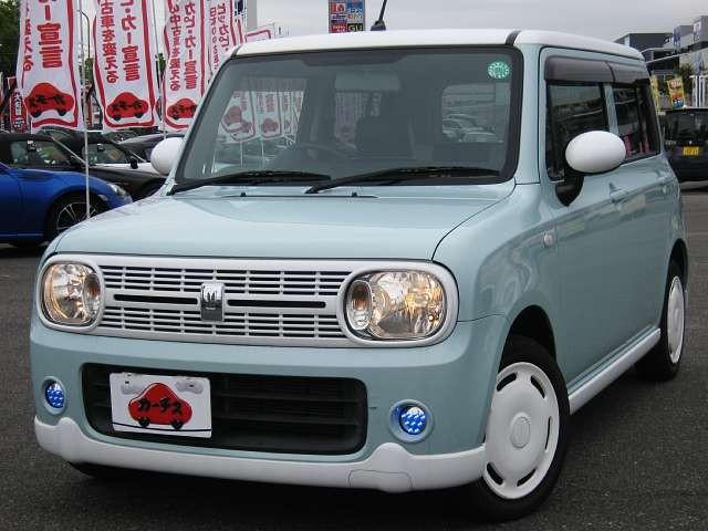 Used 2011 CVT Suzuki ALTO Lapin DBA-HE22S Image[9]
