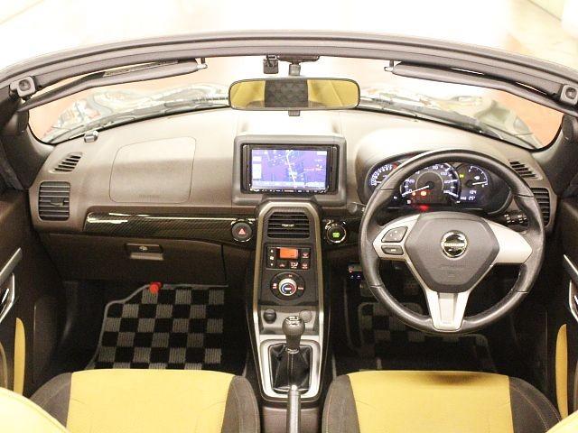 Used 2015 MT Daihatsu Copen DBA-LA400K Image[1]