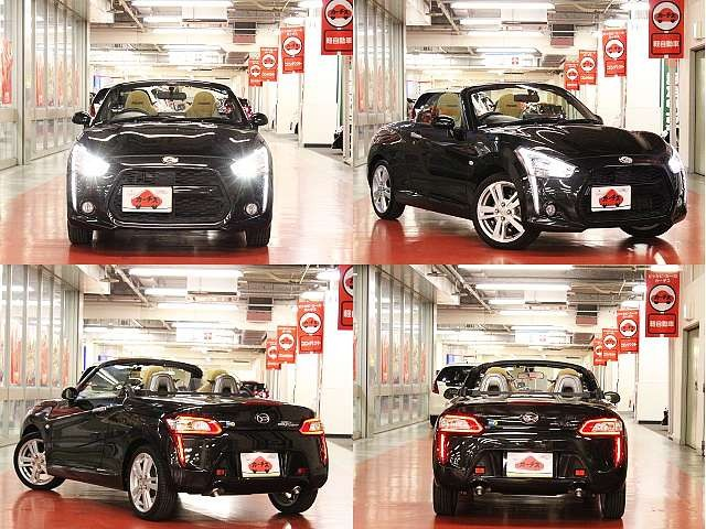 Used 2015 MT Daihatsu Copen DBA-LA400K Image[9]
