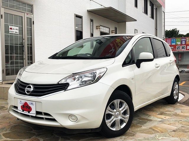 Used 2014 AT Nissan Note DBA-E12