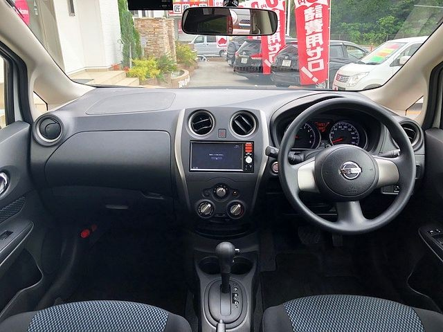 Used 2014 AT Nissan Note DBA-E12 Image[1]