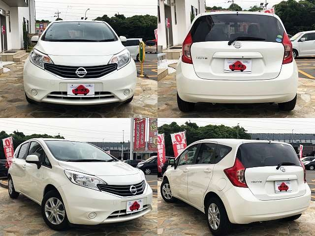 Used 2014 AT Nissan Note DBA-E12 Image[6]