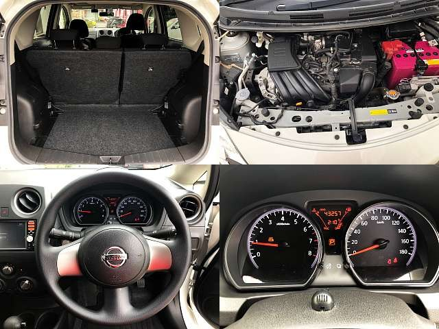 Used 2014 AT Nissan Note DBA-E12 Image[8]