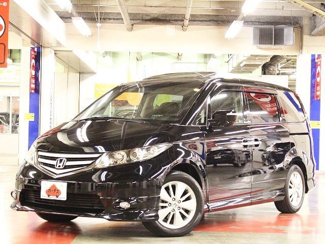 Used 2008 AT Honda Elysion DBA-RR1