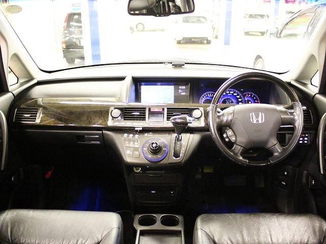 Used 2008 AT Honda Elysion DBA-RR1 Image[1]