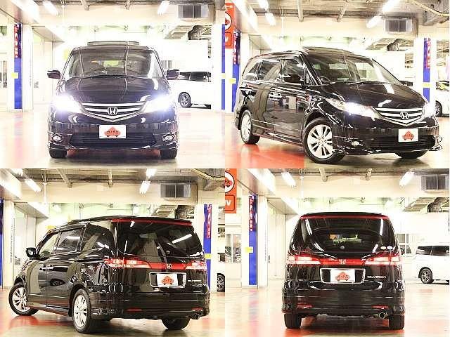 Used 2008 AT Honda Elysion DBA-RR1 Image[9]