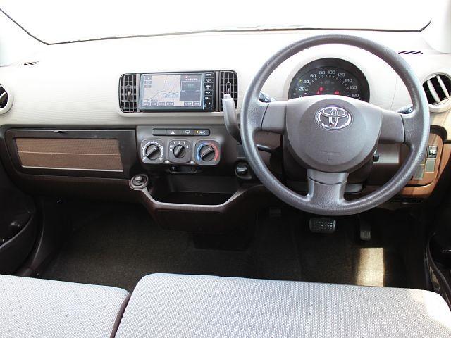 Used 2015 CVT Toyota Passo DBA-KGC30 Image[1]