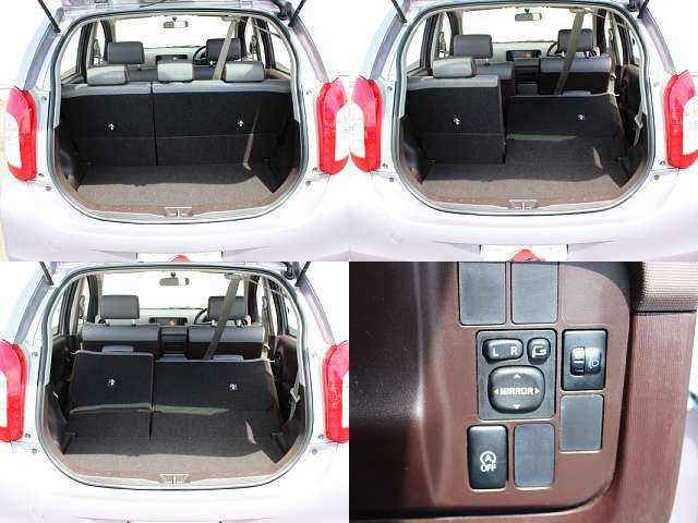 Used 2015 CVT Toyota Passo DBA-KGC30 Image[6]