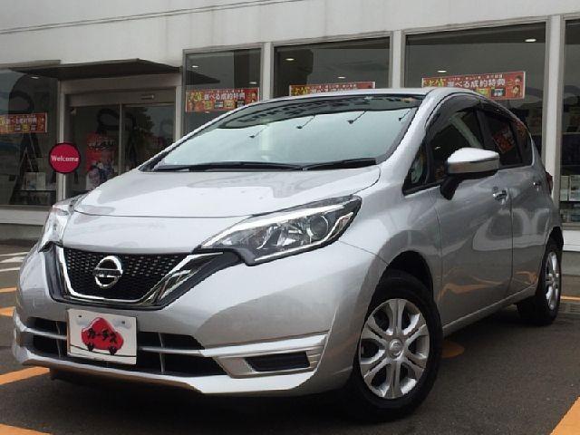 Used 2017 AT Nissan Note DBA-E12