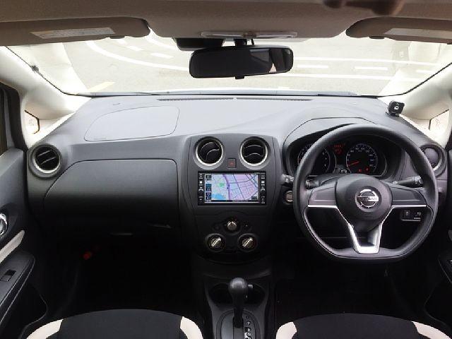 Used 2017 AT Nissan Note DBA-E12 Image[1]