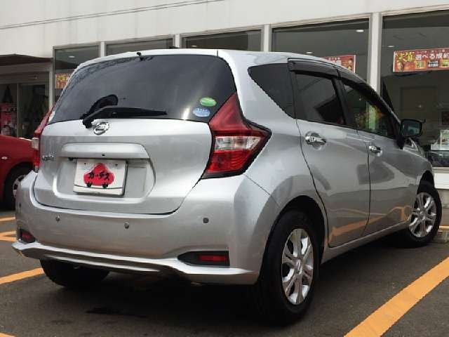 Used 2017 AT Nissan Note DBA-E12 Image[2]