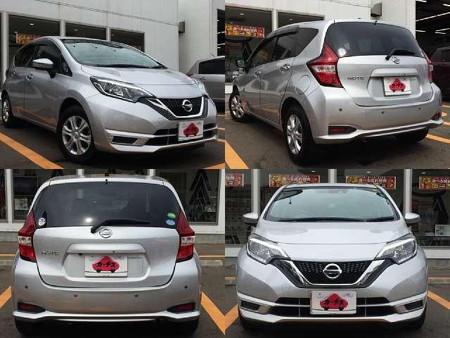 Used 2017 AT Nissan Note DBA-E12 Image[8]