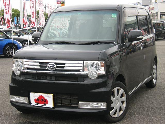 Used 2011 CVT Daihatsu Move Conte DBA-L575S