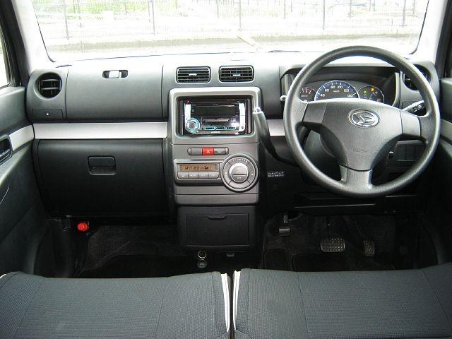 Used 2011 CVT Daihatsu Move Conte DBA-L575S Image[1]