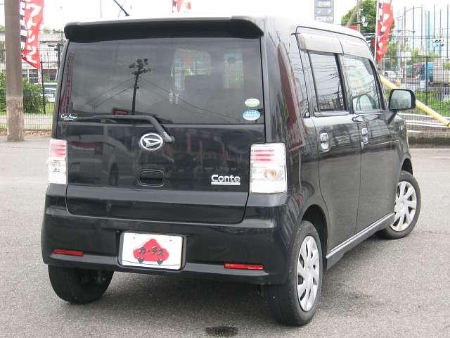 Used 2011 CVT Daihatsu Move Conte DBA-L575S Image[2]