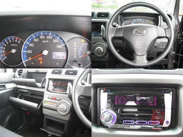 Used 2011 CVT Daihatsu Move Conte DBA-L575S Image[5]