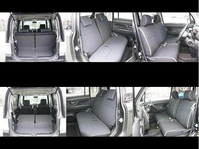 Used 2011 CVT Daihatsu Move Conte DBA-L575S Image[6]