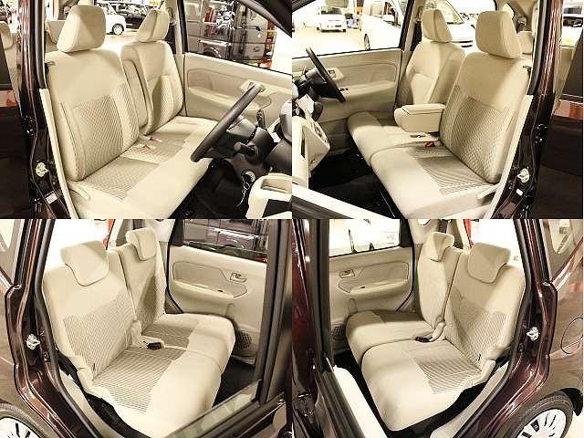 Used 2018 CVT Daihatsu Move DBA-LA150S Image[5]