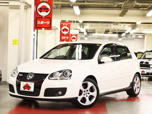 Used 2008 AT Volkswagen Golf ABA-1KAXX
