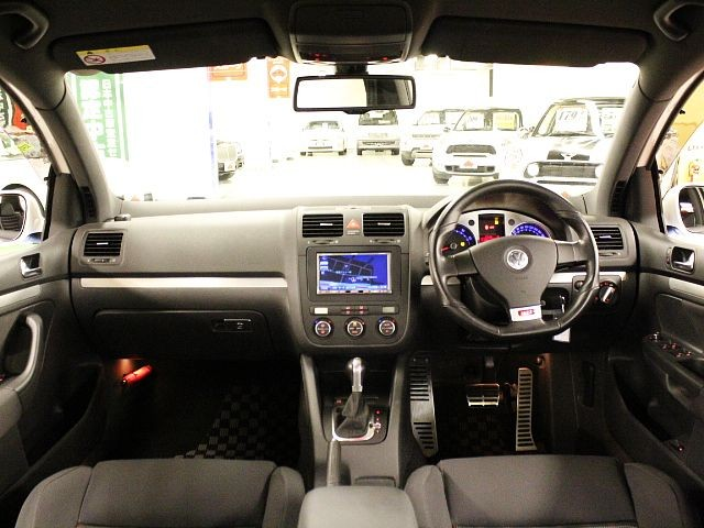 Used 2008 AT Volkswagen Golf ABA-1KAXX Image[1]