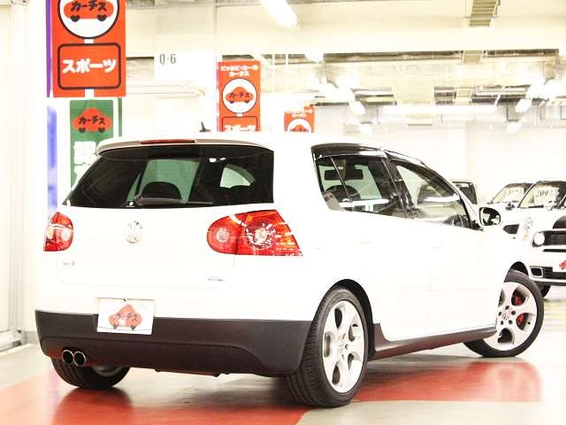 Used 2008 AT Volkswagen Golf ABA-1KAXX Image[2]
