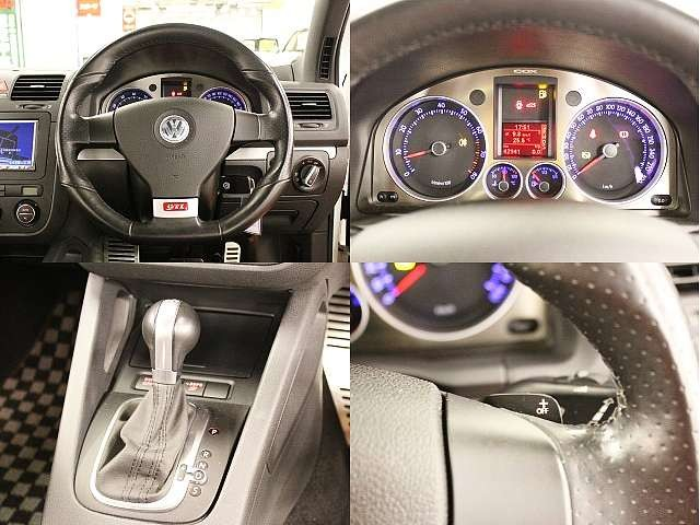 Used 2008 AT Volkswagen Golf ABA-1KAXX Image[4]