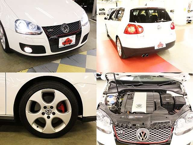 Used 2008 AT Volkswagen Golf ABA-1KAXX Image[8]