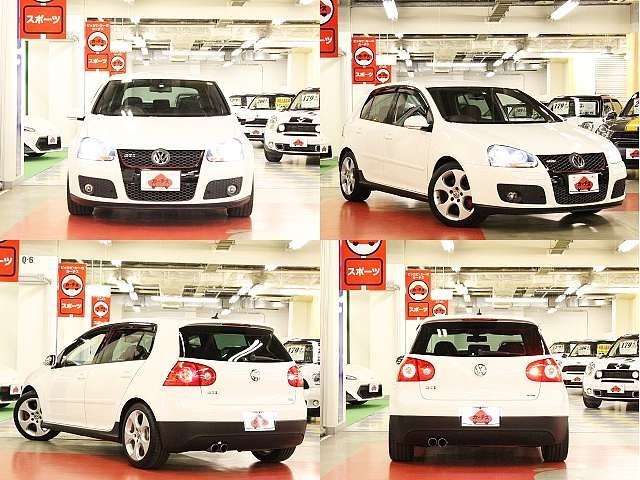 Used 2008 AT Volkswagen Golf ABA-1KAXX Image[9]