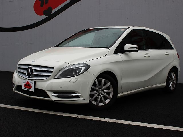 Used 2013 AT Mercedes Benz B-Class DBA-246242