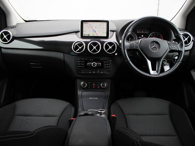 Used 2013 AT Mercedes Benz B-Class DBA-246242 Image[1]