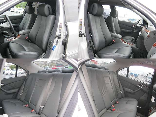 Used 2004 AT Mercedes Benz S-Class GH-220067 Image[7]