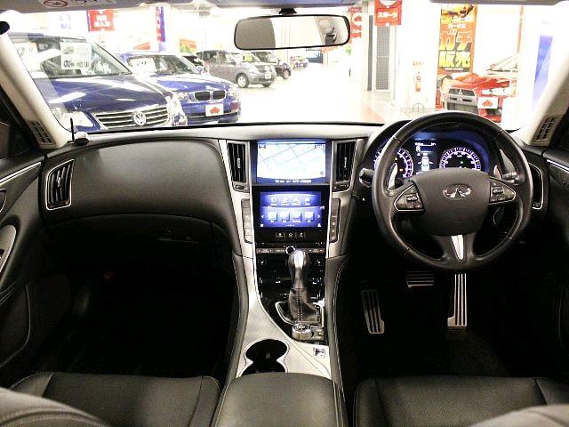 Used 2015 AT Nissan Skyline DAA-HV37 Image[1]