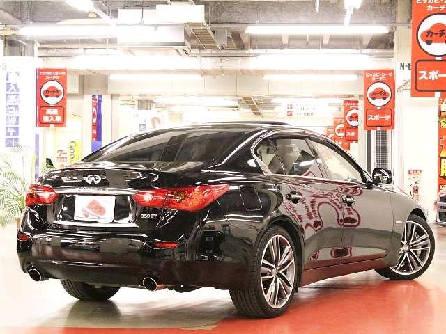 Used 2015 AT Nissan Skyline DAA-HV37 Image[2]