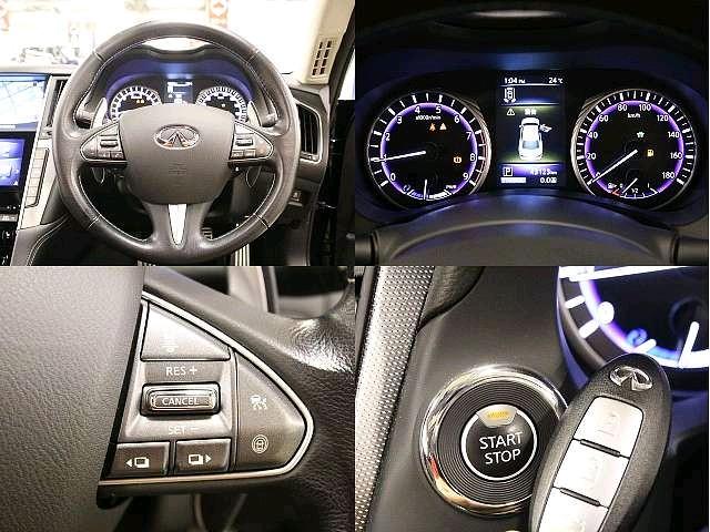 Used 2015 AT Nissan Skyline DAA-HV37 Image[4]