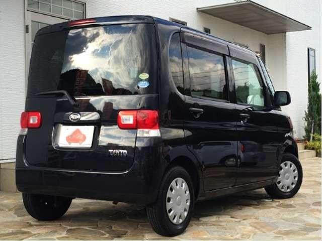 Used 2008 AT Daihatsu Tanto DBA-L375S Image[2]