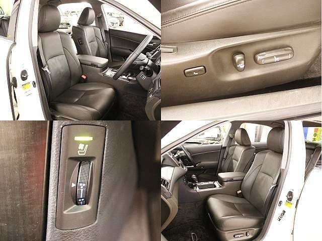 Used 2009 AT Toyota Crown DBA-GRS204 Image[7]
