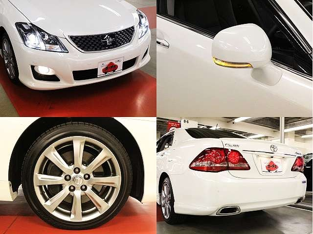 Used 2009 AT Toyota Crown DBA-GRS204 Image[8]