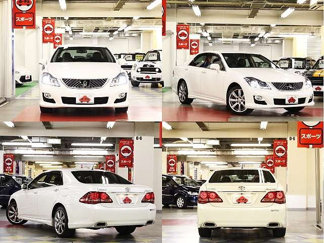 Used 2009 AT Toyota Crown DBA-GRS204 Image[9]