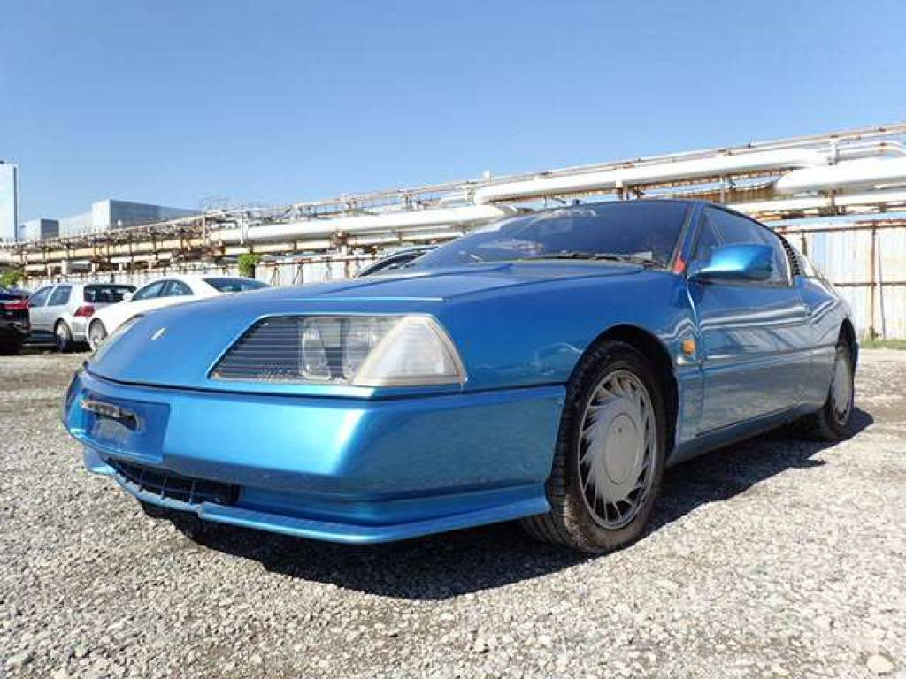 Used 1989 MT Renault  Alpine D501