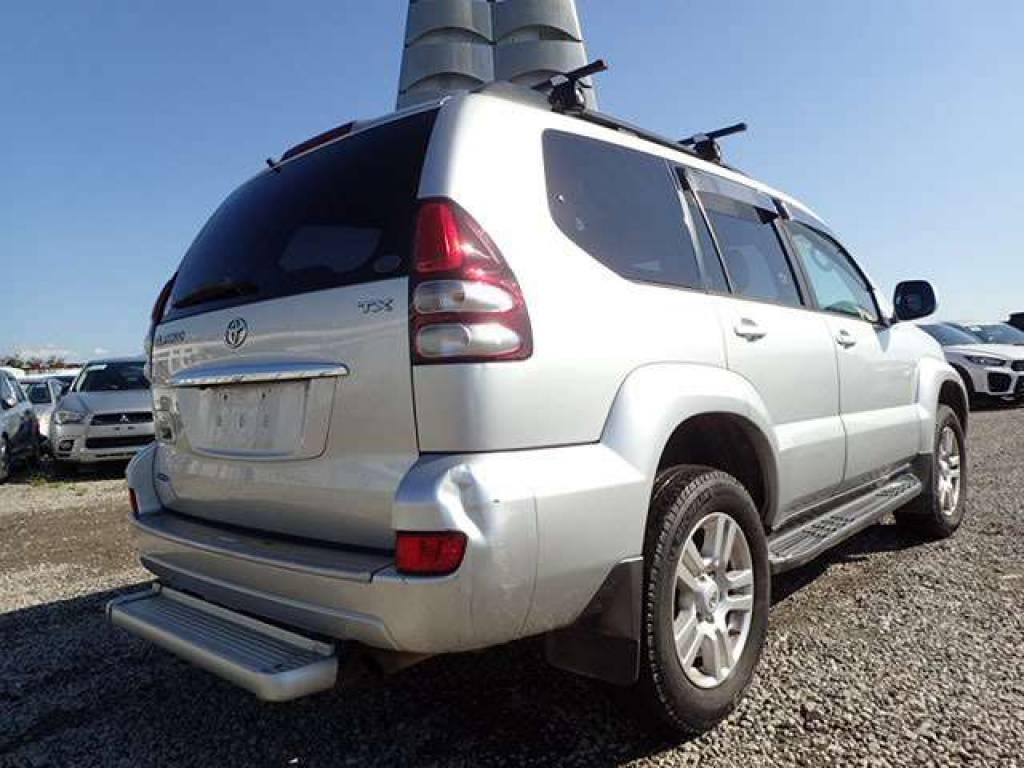 Used 2003 AT Toyota Prado RZJ120W Image[2]