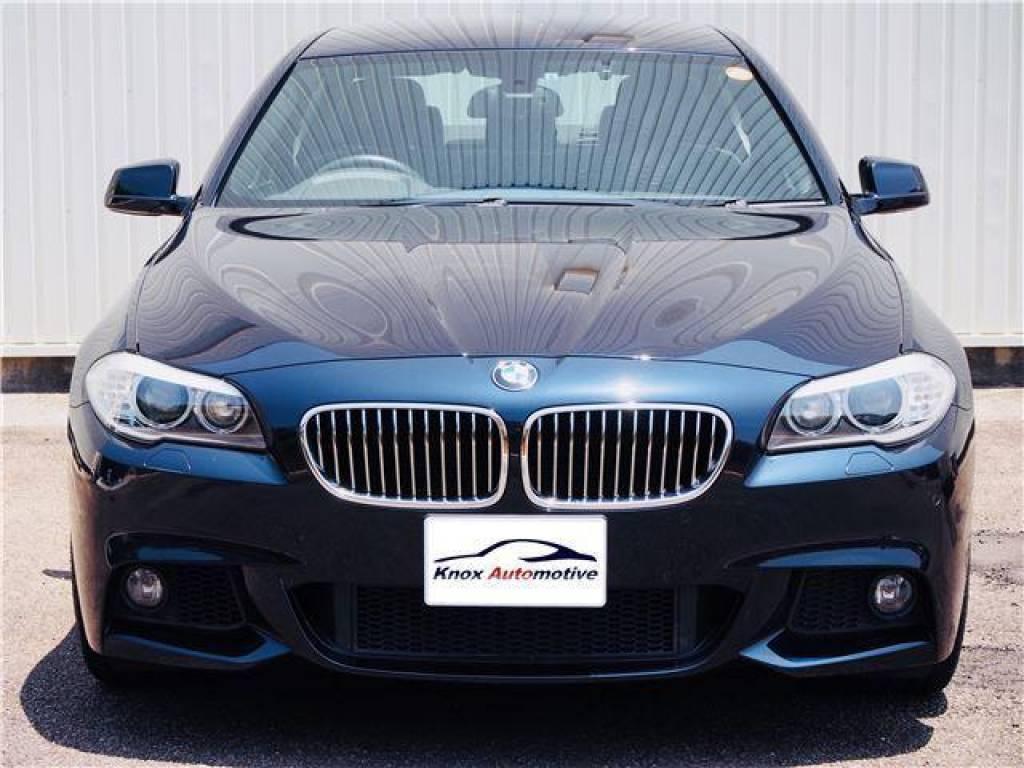 Used 2013 AT BMW 5 Series DBA-XG20 Image[2]