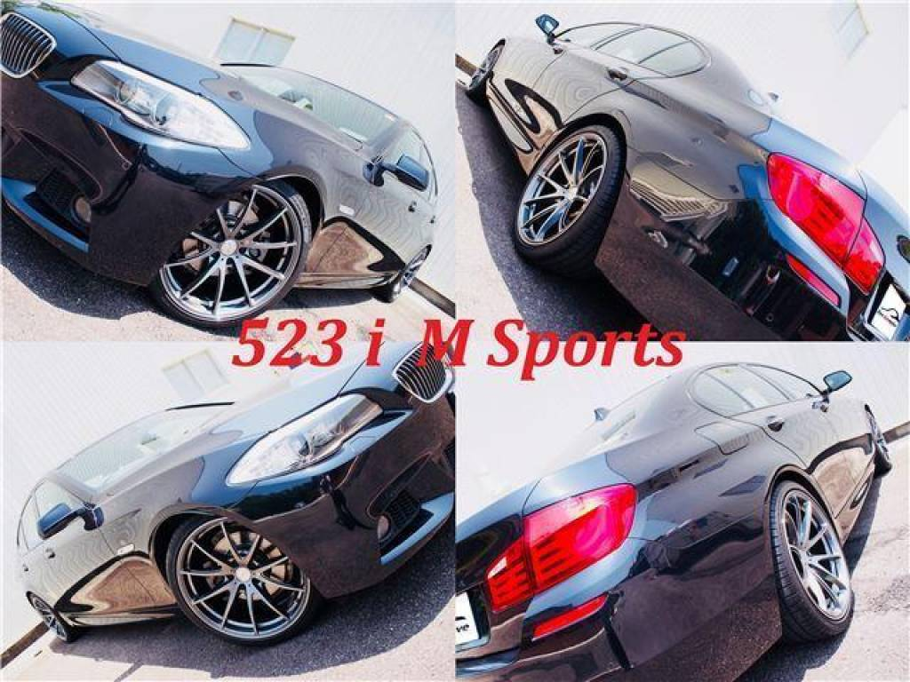 Used 2013 AT BMW 5 Series DBA-XG20 Image[5]