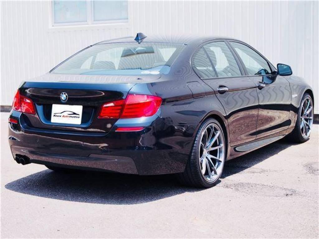 Used 2013 AT BMW 5 Series DBA-XG20 Image[6]