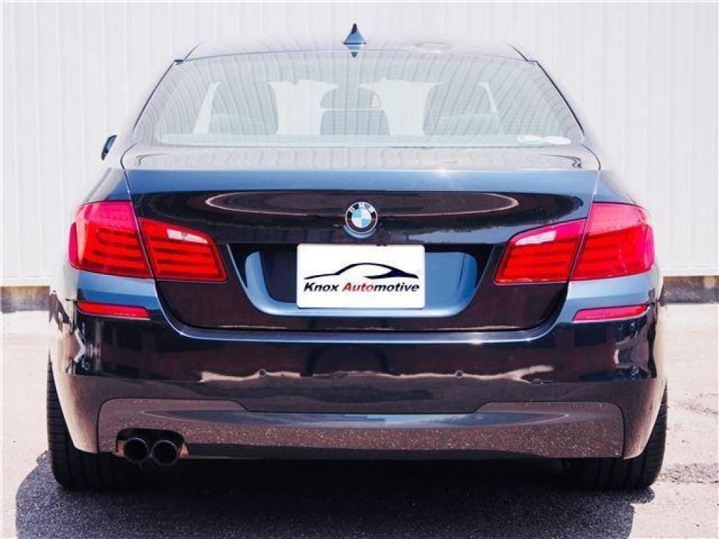 Used 2013 AT BMW 5 Series DBA-XG20 Image[9]