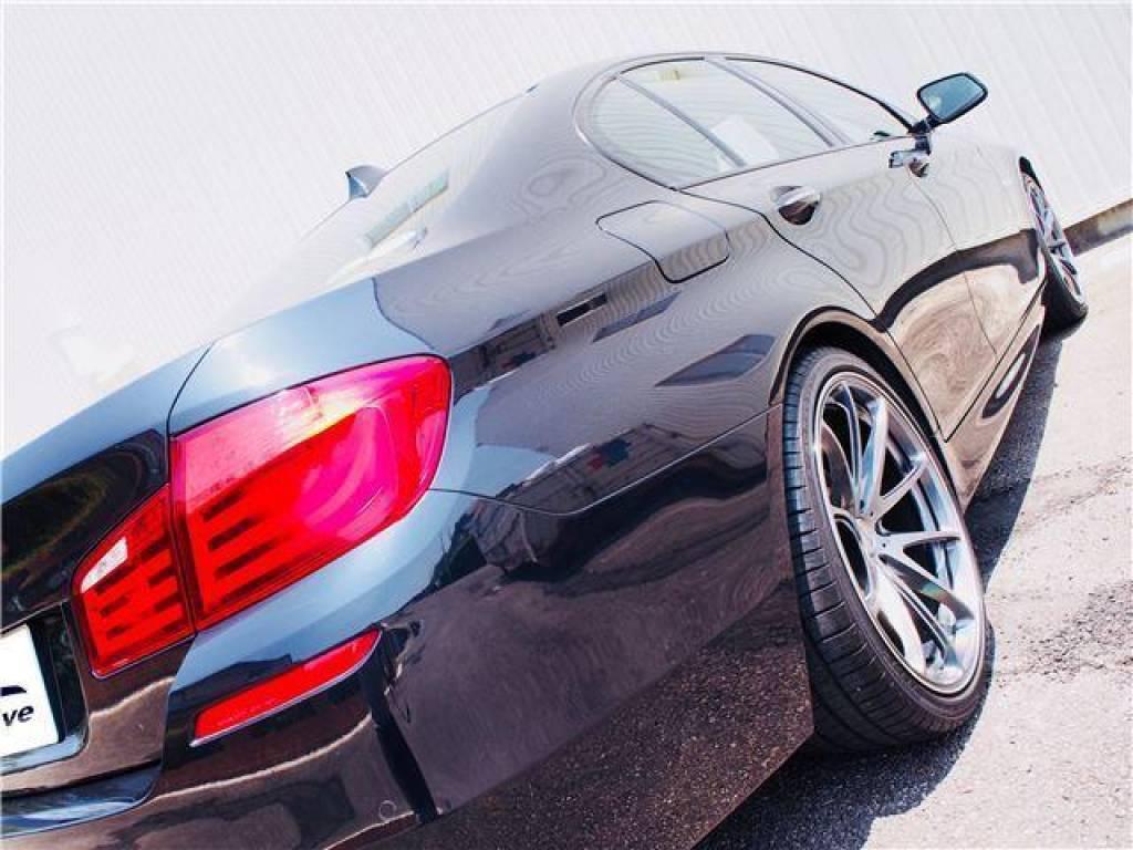 Used 2013 AT BMW 5 Series DBA-XG20 Image[14]